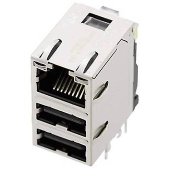 BEL Stewart Connectors 1443-4000-06 1443-4000-06 Socket, build-in