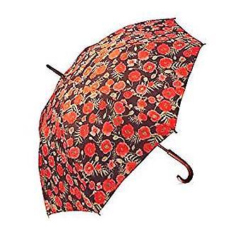 تصميم الخشخاش مظلة (على التوالي)