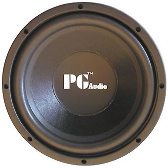 PG audio E 104, 10 ' 25 cm subwoofer, 400 Watts Max, new
