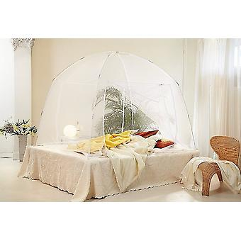 Mosquito repellent mosquito net travel mosquito mosquitoes mobile white 200 x 150 x 148 cm