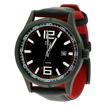 Saphir Mens Watch 500029B-1A - Slight Marks On Strap - Clearance Bargain