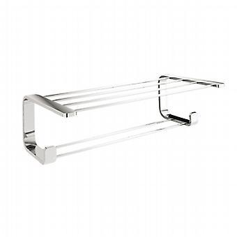 GEDY disposition dubbel handduk Rack Chrome 3235 13