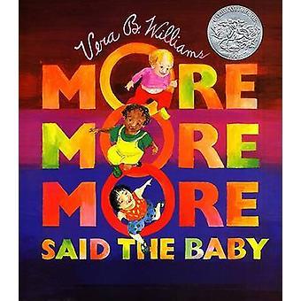 -أكثر أكثر أكثر--قال الطفل-قصص الحب 3 فيرا ب وليامز-