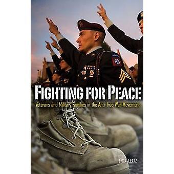 Walki o pokój - weteranów i rodzin wojskowych w Wa Ant Irak