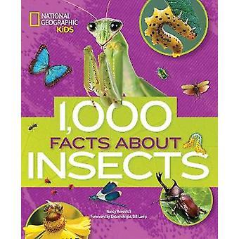 1000 faits par les insectes (100 faits sur...) par Nancy Honovich - 978