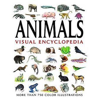 Encyclopédie visuelle animaux - plus de 750 ill. en coul.-978