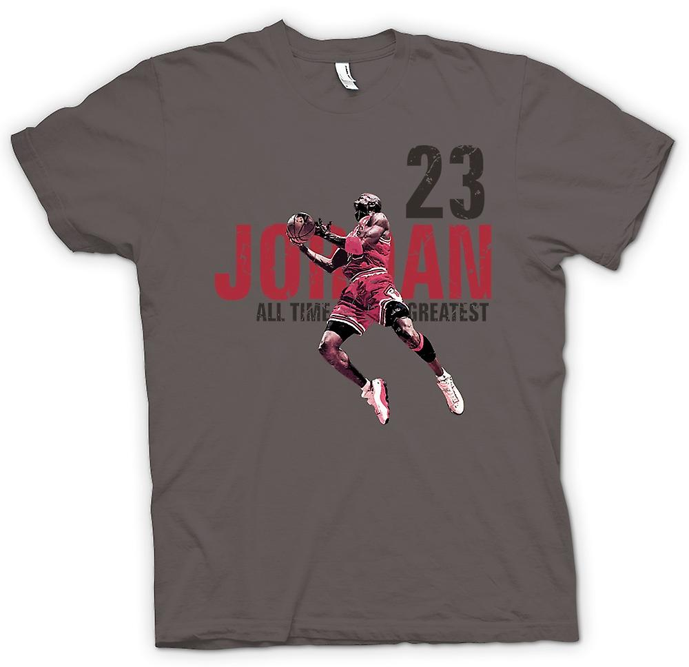 Womens T-shirt - Jordon - 23 - All Time Greatest
