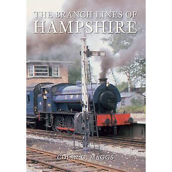 Sidebaner Hampshire af Colin G. Maggs - 9781848683433 bog