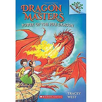 Power of the Fire Dragon: A Branches Book (Dragon Masters)