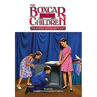 The Mystery of the Empty Safe (Boxcar Children)