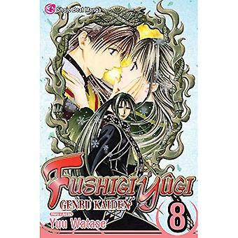 Fushigi Yugi: Genbu Kaiden: v. 8 (Fushigi Yugi (Graphic Novels))