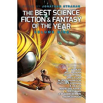 Best Science Fiction and Fantasy of the Year: Volume Nine