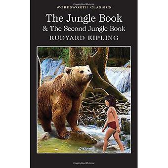 The Jungle Book & The Second Jungle Book - Wordsworth Classics