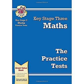 KS3 Maths Practice Tests (Practice Papers)