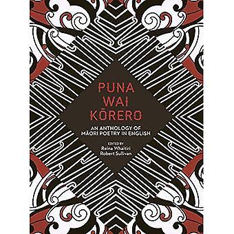 Puna Wai Korero: En antologi av M? ori poesi på engelska