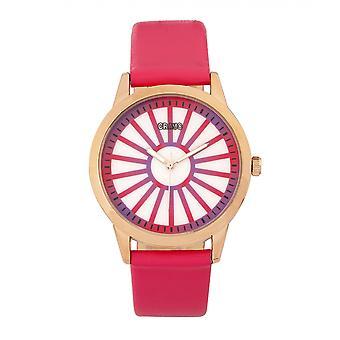 Crayo Electric Unisex Watch - Hot Pink