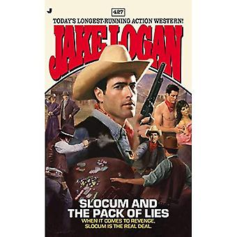 Slocum and the Pack of Lies (Jake Logan)