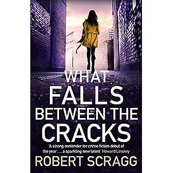 What Falls Between the Cracks: The gripping debut that will have you reading� late into the night (Porter and Styles)