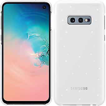 Samsung LED cover white for Galaxy S10e G970F 5.8 inch EF-KG970CWEGWW case pouch cover