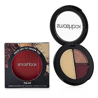 Smashbox Photo Edit Eye Shadow Trio - # Tag Me (Spiked Punch Bikini Scene Bellini Bling) - 3.2g/0.11oz