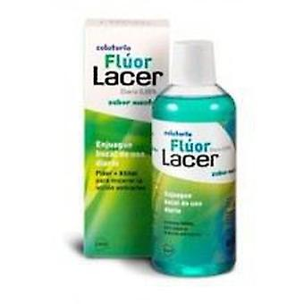 Lacer Daily Fluor 0,05% mint 500 ml (Hygiene and health , Dental hygiene , Mouthwash)