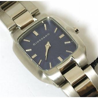 GIORDANO 2094-3 Ladies Blue Dial Bracelet Watch