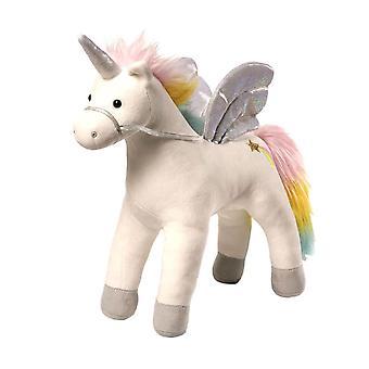 Mi juguete de peluche unicornio de luz mágica y sonido