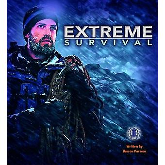 Extreme Survival by Sharon Parsons - 9781776501526 Book