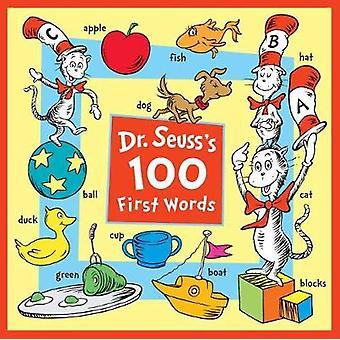 Dr. Seuss's 100 First Words by Dr Seuss Enterprises L P - 97815247708
