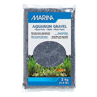 Marina Decorative Aquarium Gravel Purple 2kg