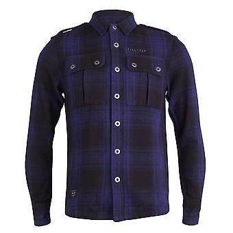 Firetrap Long Sleeve Check Defy Shirt