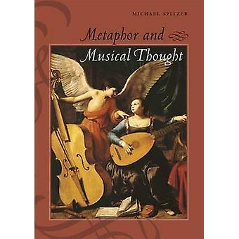 Metáfora e pensamento Musical por Michael Spitzer - livro 9780226273136