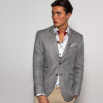 Claudio Lugli Lightweight Linen Jacket