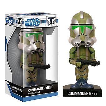 Star Wars Commander Gree US Exclusive Wacky Wobbler