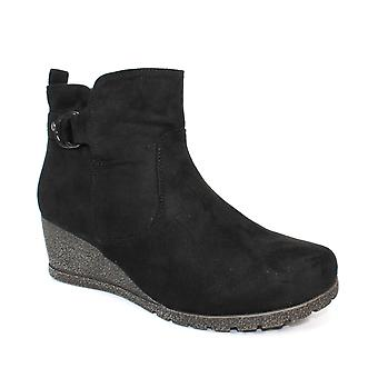 Lunar Candi Wedge Ankle Boot