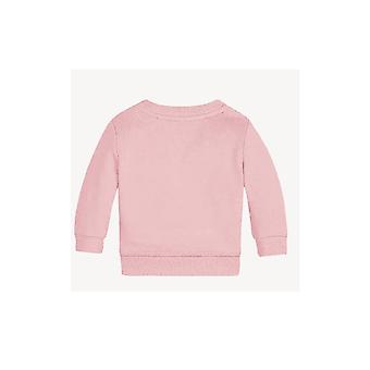 Tommy Hilfiger Girls Tommy Hilfiger Infant Girls Pink/White Tracksuit