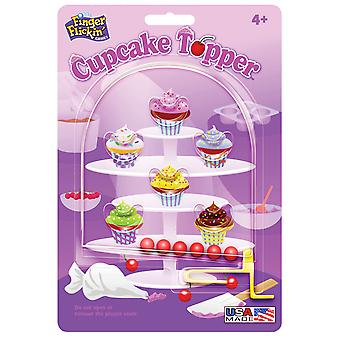 Finger Flickin' Game Cupcake Topper Pp20 0