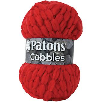 Cobbles Yarn Poppy Red 241085 85705