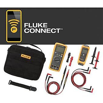 Handheld multimeter digital Fluke FLK-V3001 FC KIT Calibrated to: Manufacturer standards Graphics display, Data logger C