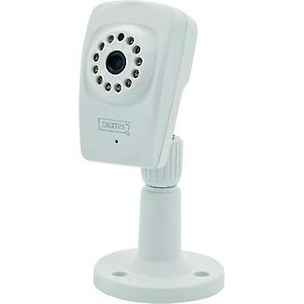 WLAN/Wi-Fi, LAN IP camera 1280 x 720 pix 3,10 mm Digitus DN-16046