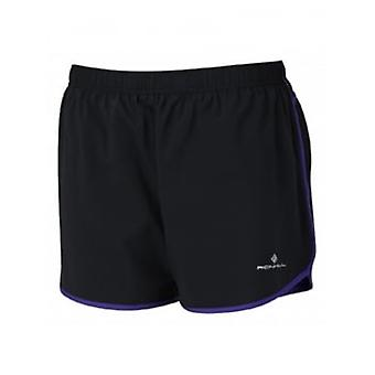 Trail Cargo Short Black/Electric Purple Womens