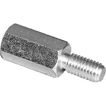 PB Fastener S45530X40 10-Pack Of M3 40X6X7 Spacer Bolts