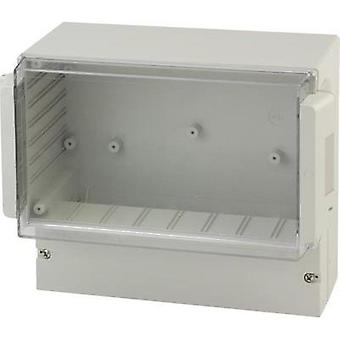 Bopla 41400109 Polystyrene Plastic Wall Mount Controlelr Enclosure With Cover IP65 Light grey 363.4 x 318.6 x 150