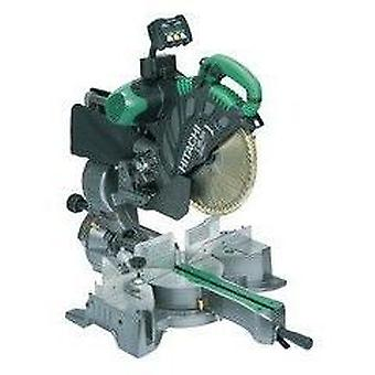 Hitachi 1520W Miter Saw 305Mm System Telescopic