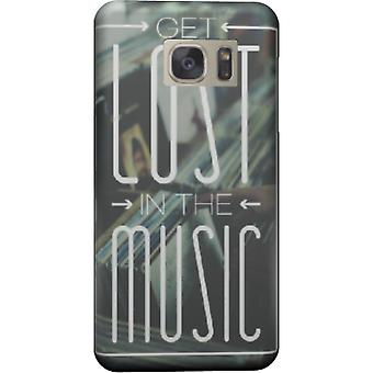 Get lost in the music cover for Galaxy S6