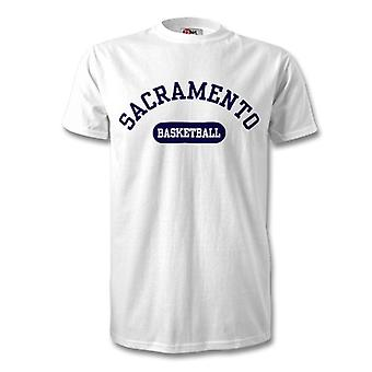 Sacramento Basketball T-Shirt