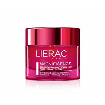 Lierac Magnificence Gel-Cream Foundation Normal To A Mixed Skin 50 ml - Jar