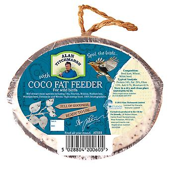 Alan Titchmarsh Coco Fat Feeder (Pack of 10)