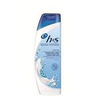 H&S H & S Shampoo 360 Ml All In One Total Care