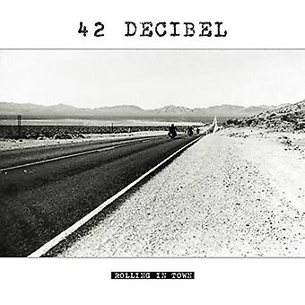 42 decibel - rullende i byen (LP + CD) [Vinyl] USA importerer